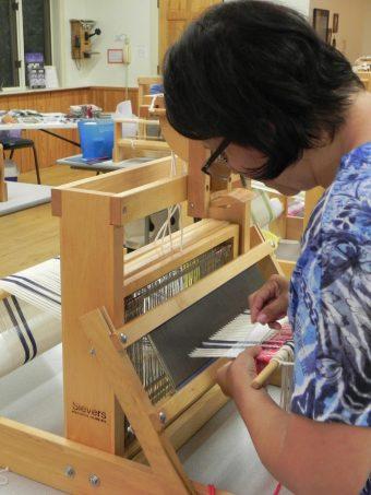 Class 20 Beg Weaving Table Loom