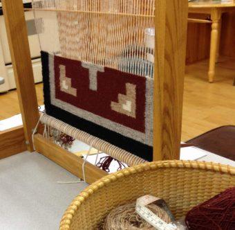 Class 27 Navajo Rug Weaving