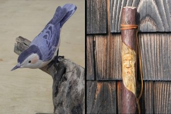 Class 32 Woodcarving