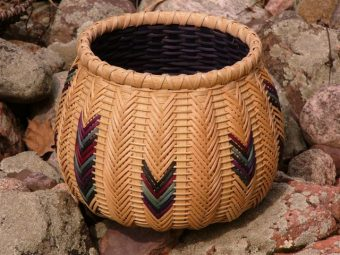 Class 33 Splint Woven Basketry
