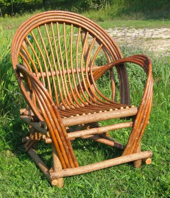 Class 36 Bent Willow Chair