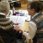 Creative Knitting Class8
