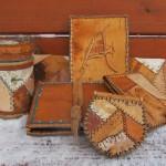 Tembreull Birch Bark Basketry and Books