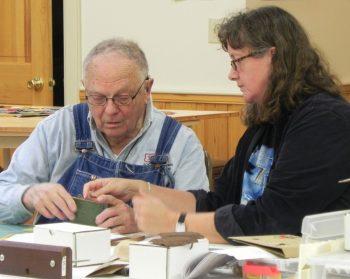 Greek and Centipede Stitch Book Class
