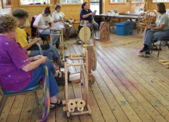 Beginning Spinning with Deb Jones