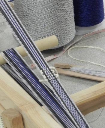 Inkle Weaving Start