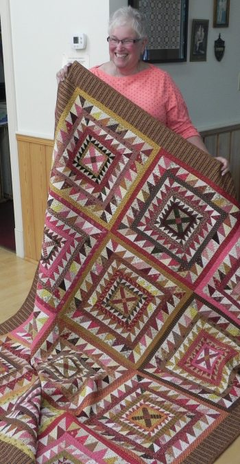 Name that Quilt with Judy Hasheider at Sievers