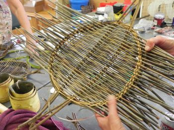 Natural Fiber Baskets with Jo Campbell-Amsler