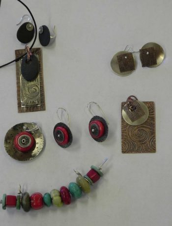 Metalwork Jewelry 1