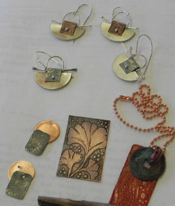 Metalwork Jewelry 3