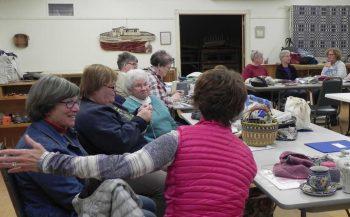 Knitting Retreat1