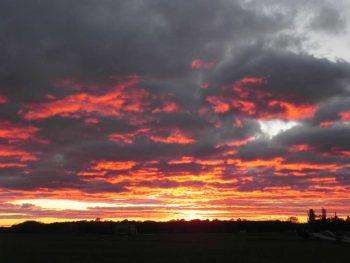 October 16 Island Sunset