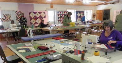 Washington Island WI QoV Photo at Sievers School of Fiber Arts