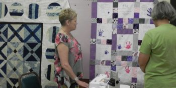 Sievers Quilt Studio Show and Tell