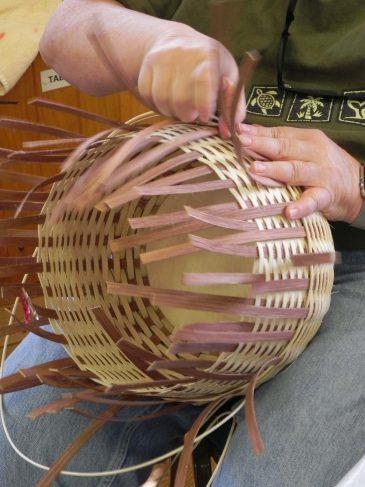 Double Wall Basket