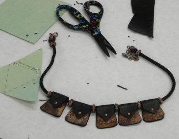 Bead Class Leather Jewelry