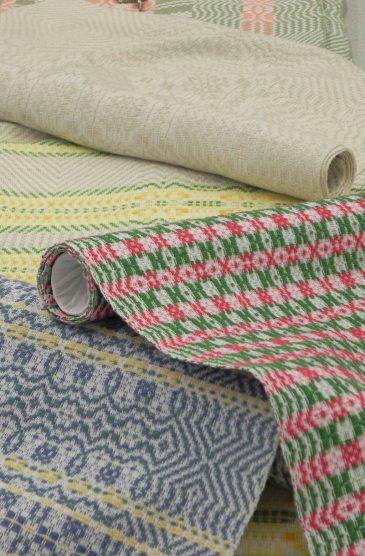 Rita Hagenbruch Overshot Weaving