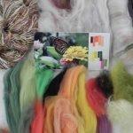 Spinning Retreat Yarn