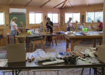 Table Loom Class Walter Studio