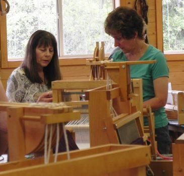 Table Loom Weaving with Nancy Frantz