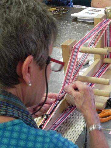 Inkle-weaving-class