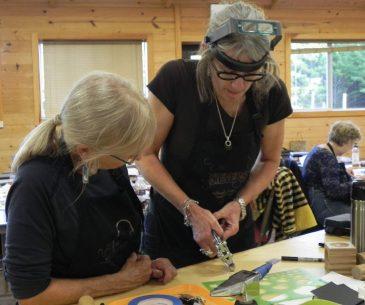 Making Metal Jewelry with Kay Rashka