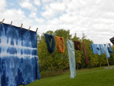Natural-dye-projects