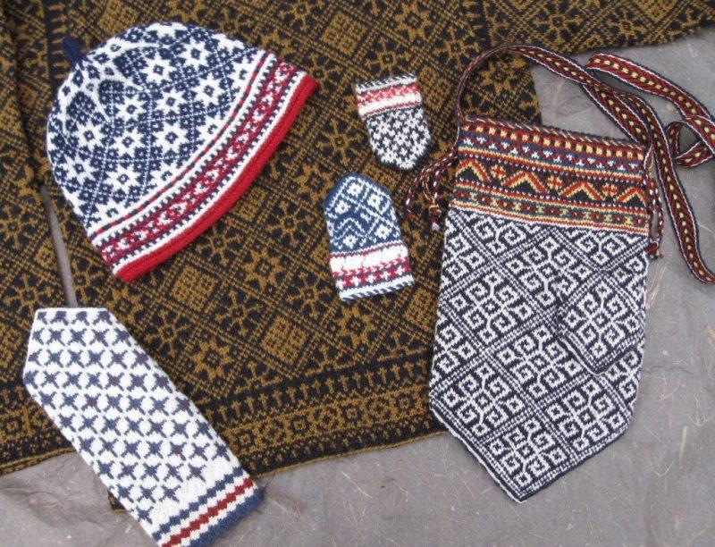 Class 21 Baltic Knitting Extravaganza