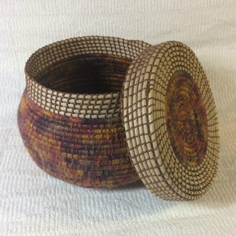 Class 16 Basketry Covered Coiling