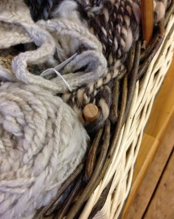 Class 21 Spinners Wool Breed Study1