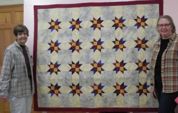 Quilts of Valor Team