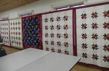 2017 Quilts of Valor
