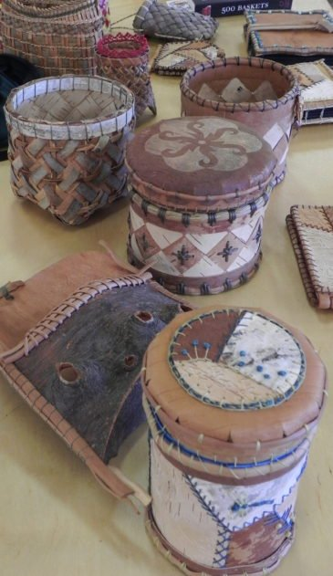 Bark Basketry with Karen Tembreull