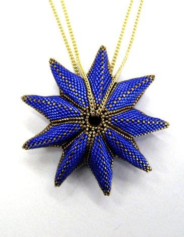 Fitzgerald Star Pendant