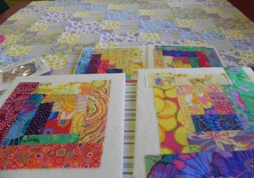 Quilt Studio June Projects