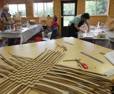 Independent Study Basketry Class
