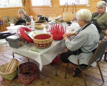Independent Study Basketry Students1