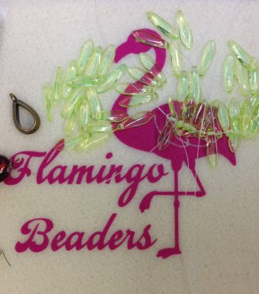 Flamingo Beaders (3)