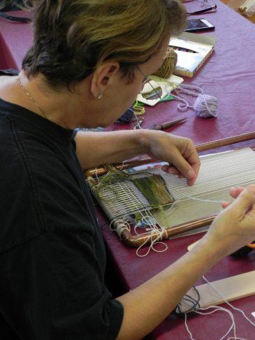 Tapestry Weaving1