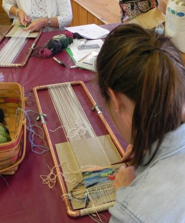Tapestry Weaving2