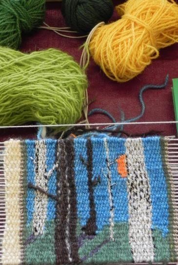 Tapestry Weaving3