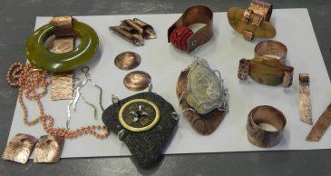 Metalwork Jewelry Rashka class