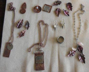 Metalwork Jewelry Rashka class2
