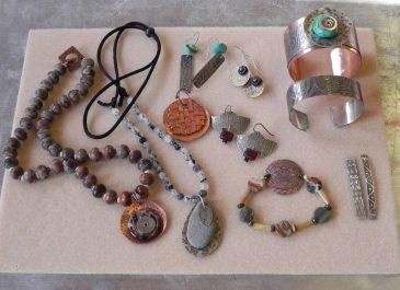 Metalwork Jewelry Rashka class3
