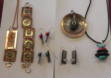 Metalwork Jewelry Rashka class4