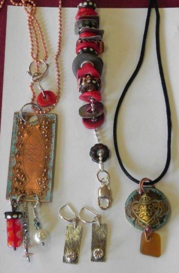 Metalwork Jewelry Rashka class5