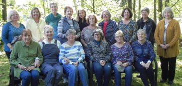 Creative Knit Retreat Class Photo