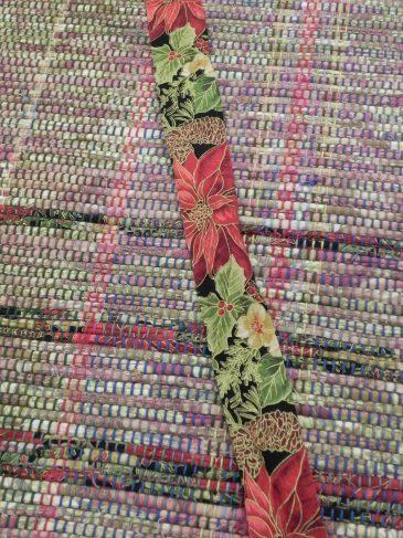 Rag Rug Weaving7