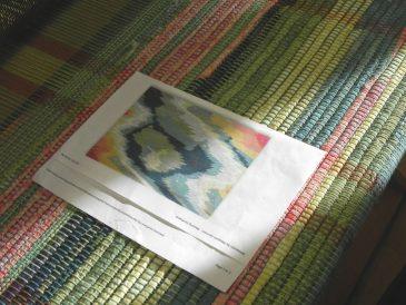 Rag rug and inspiration photo