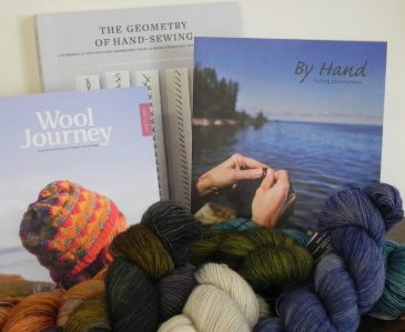 Yarn and books